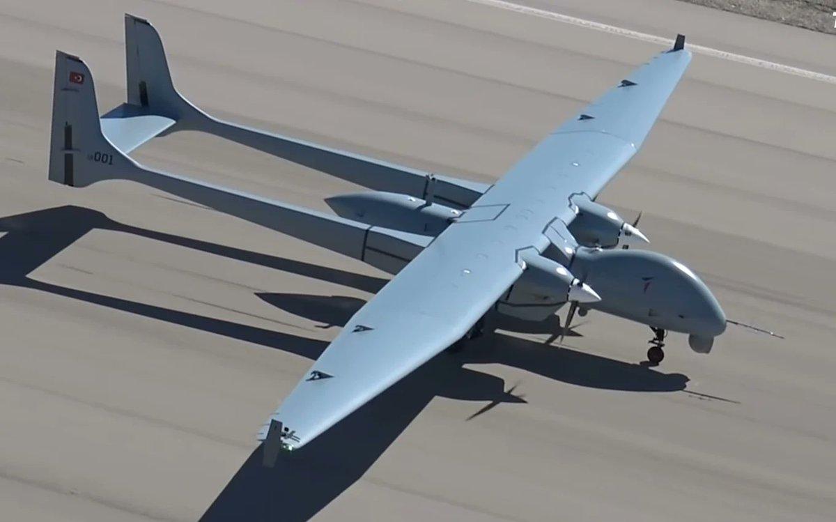 Turquie: Doha sur le point de commander le drone MALE Akinci ?