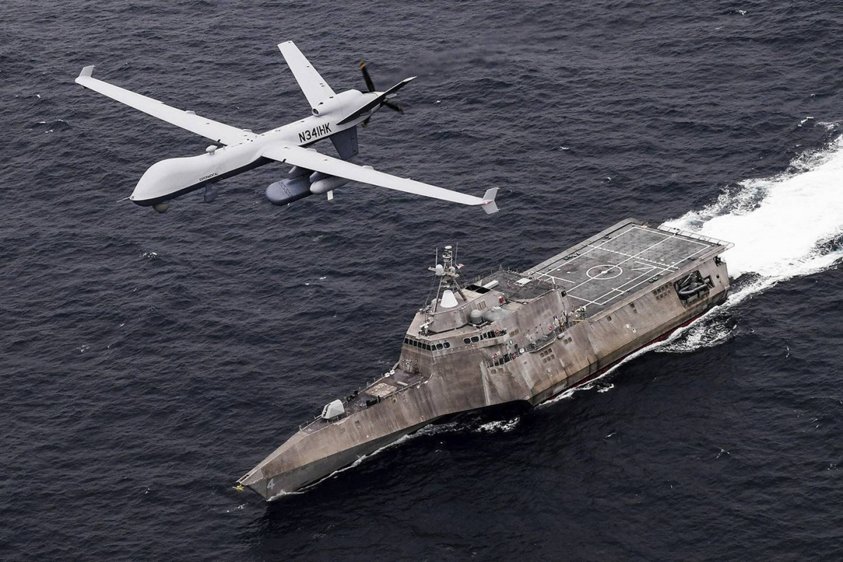 «Task Force 59» contre l'Iran