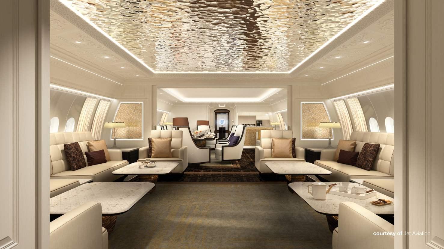 Boeing lance le 777X en version VVIP