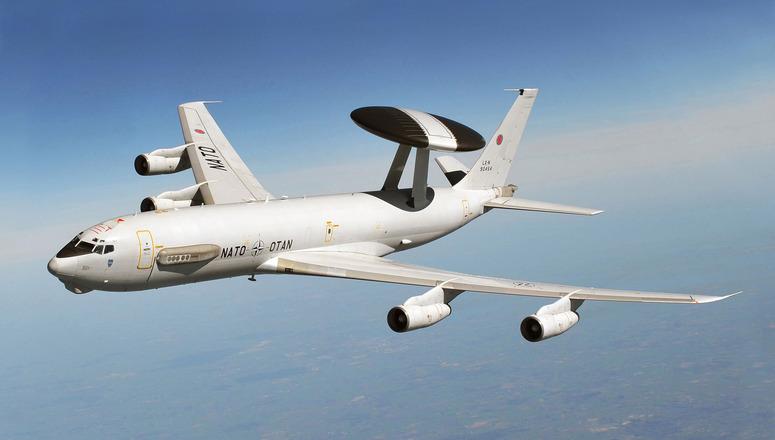 Otan: Indra participe à la modernisation des AWACS