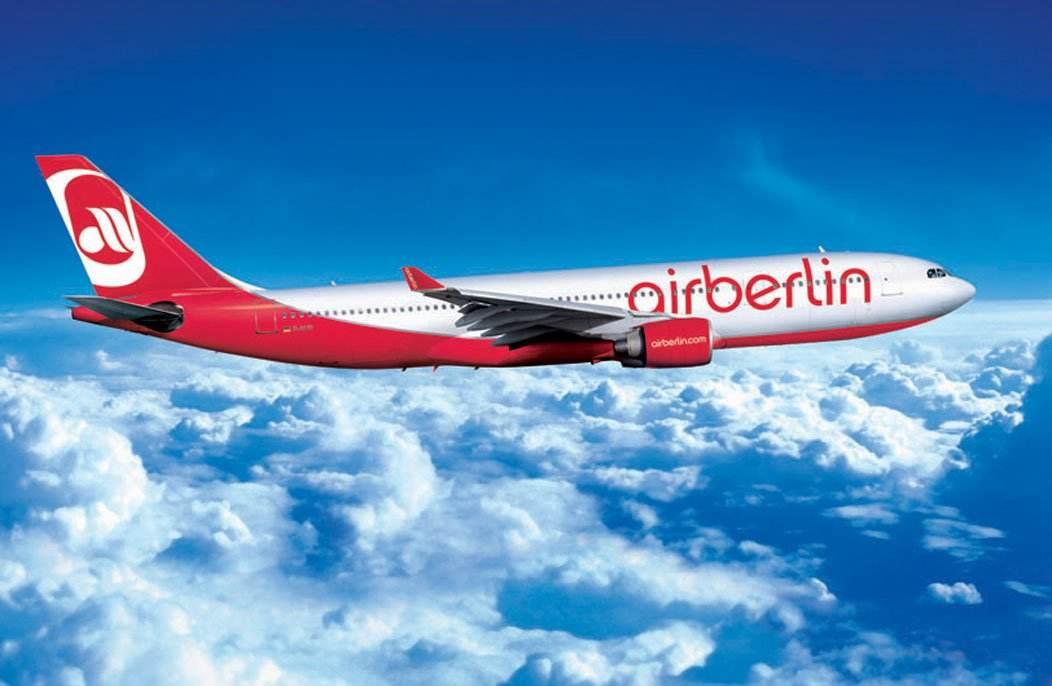 Air Berlin cessera toute activité le 28 octobre au plus tard