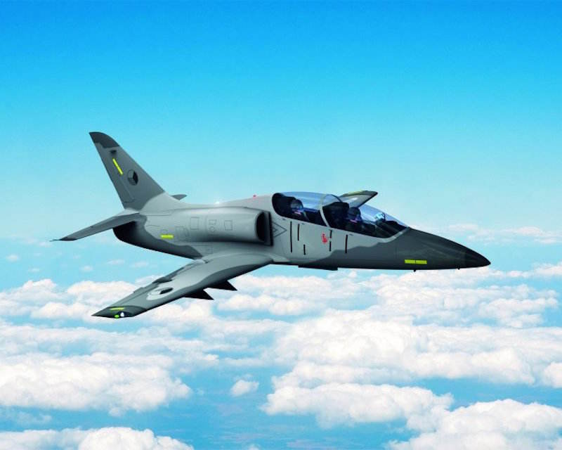 Aero launches production of first L-39NGs