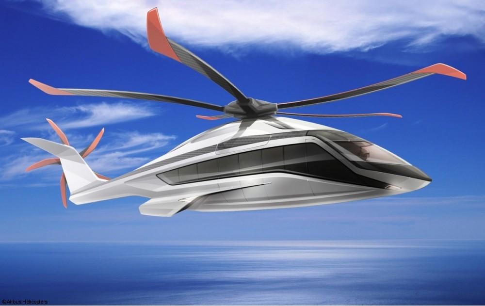 Bourget 2015 : Airbus Helicopters lance la phase de conception du X6