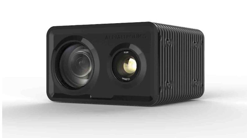 Drone Volt présente une nouvelle version de sa caméra Pensar
