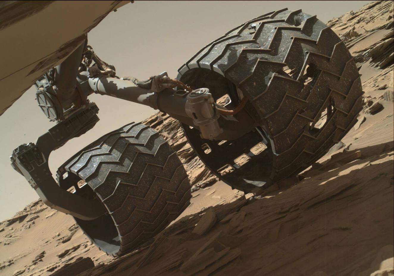 2 000 sols pour Curiosity