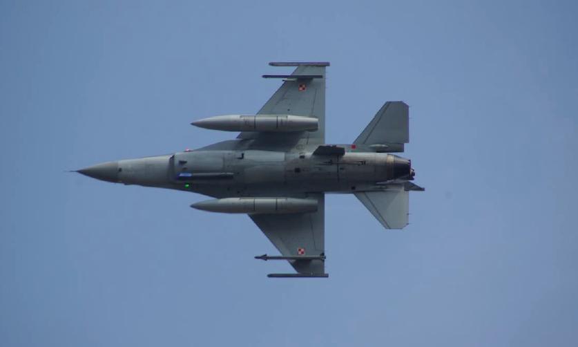 Lutte contre Daech : la Pologne pourrait envoyer quatre F-16
