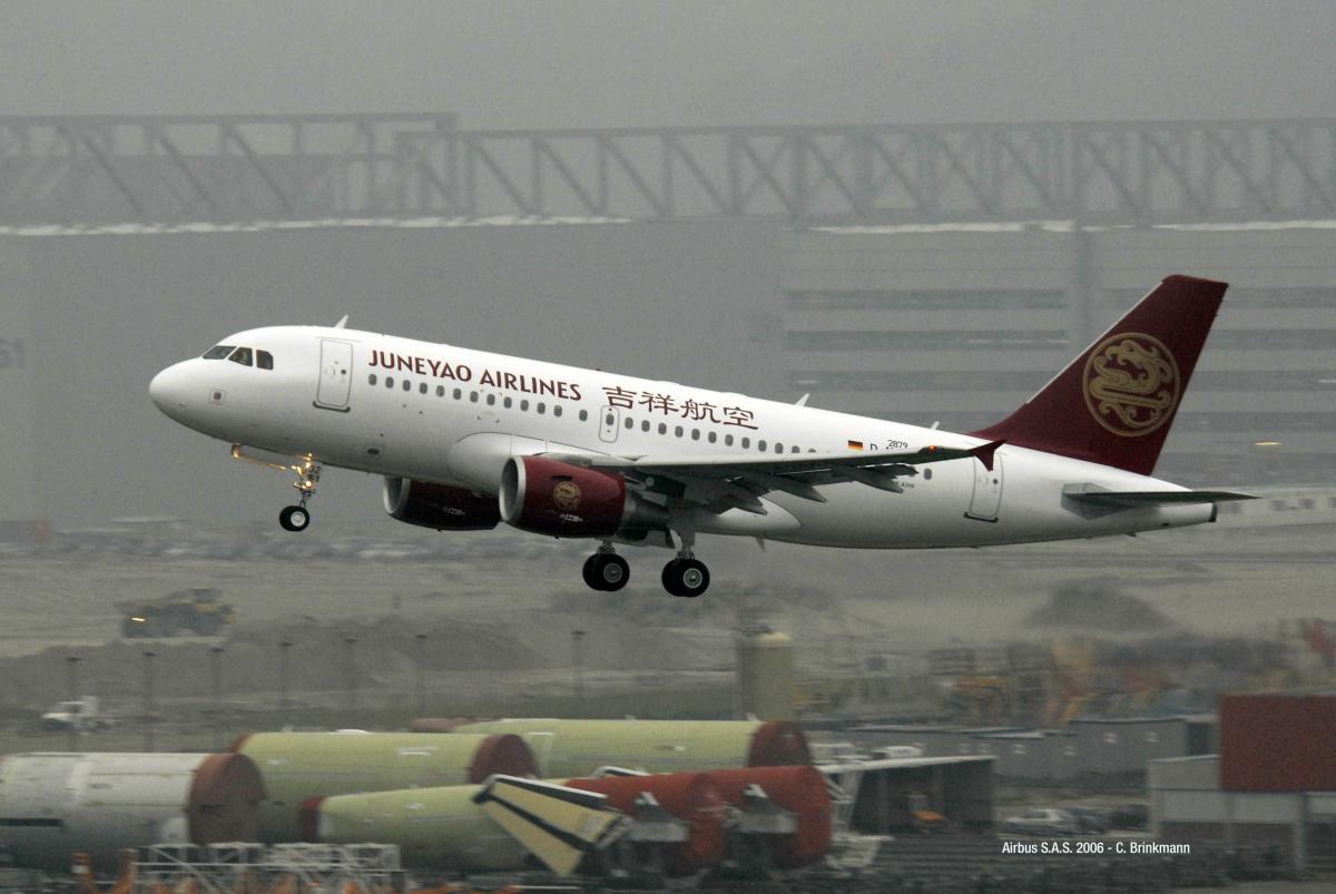Pas de rebond pour le transport aérien chinois