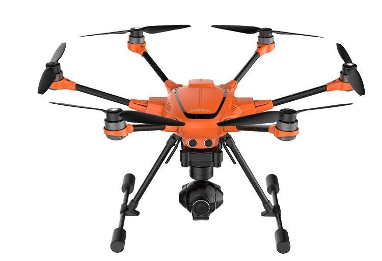 Yuneec International présente son nouveau drone, le H520