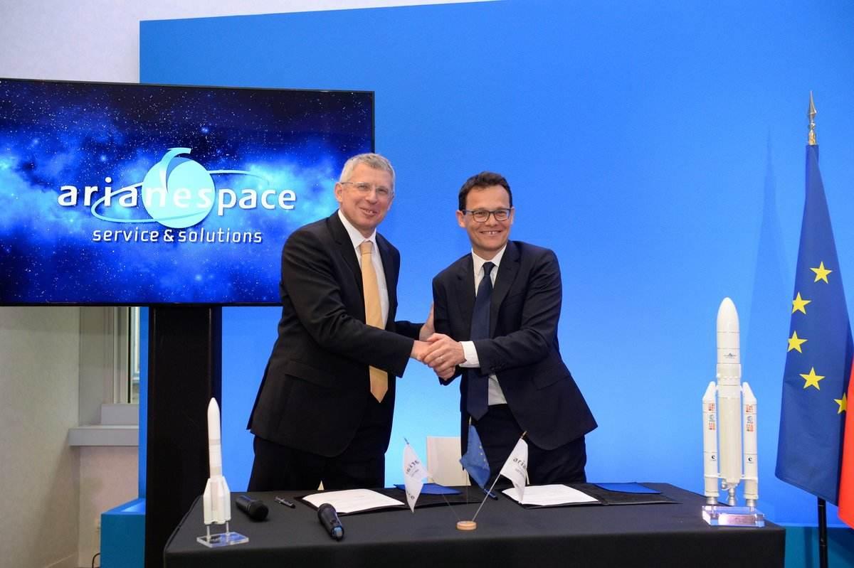 Arianespace change de forme juridique et de gouvernance