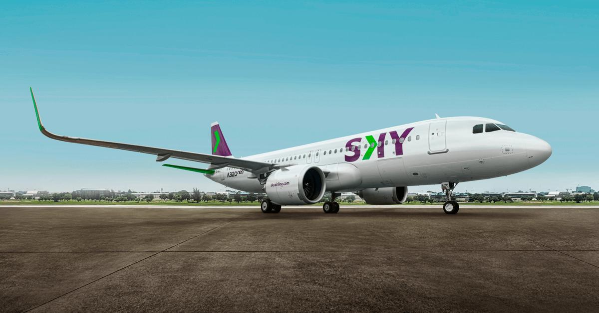 Sky Airline reste avec l'huile turbine Nyco