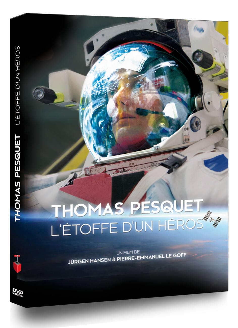 Concours : gagnez le DVD «Thomas Pesquet - L'étoffe d'un héros»