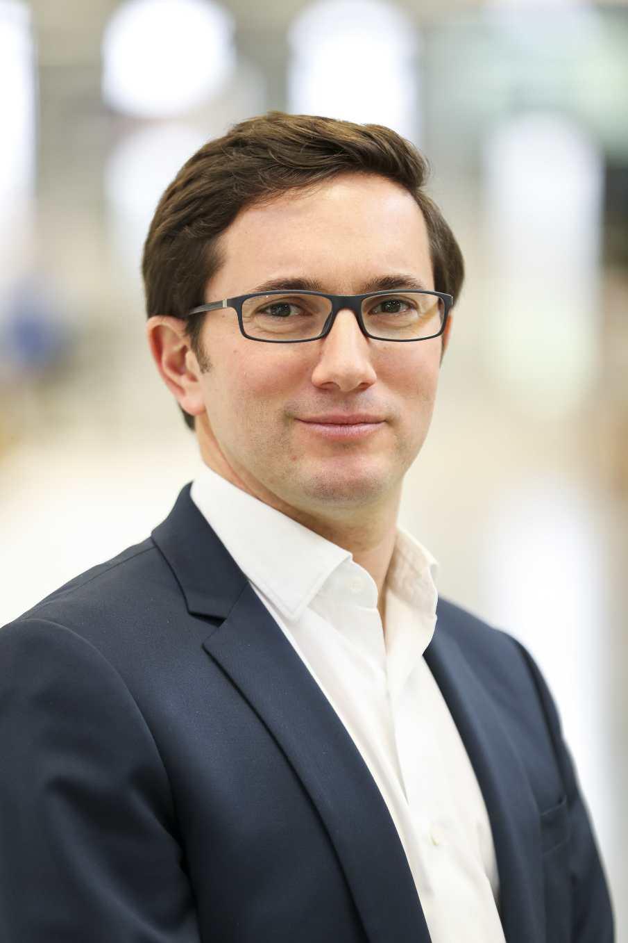 Valentin Safir nommé président de Safran Engineering Services