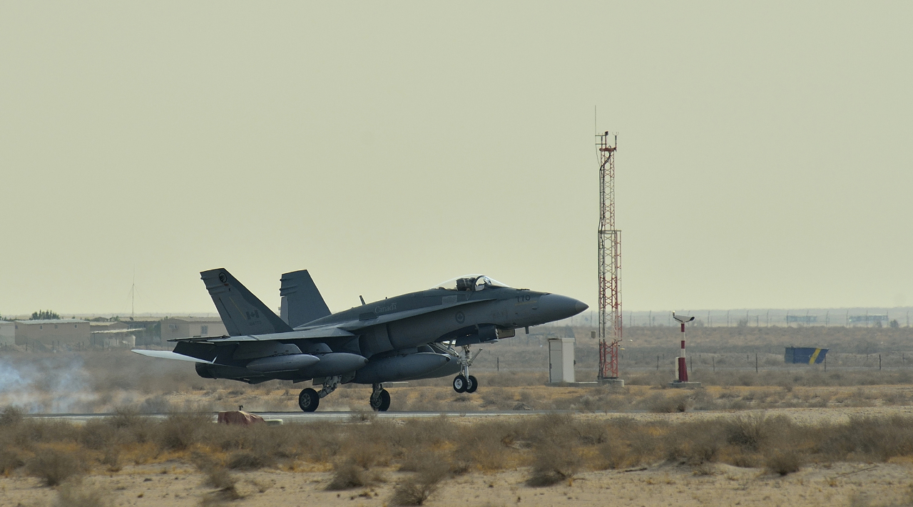 F-18: le Canada engage les discussions