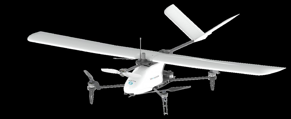 Drone Volt: vers une nouvelle commande de l'Heliplane