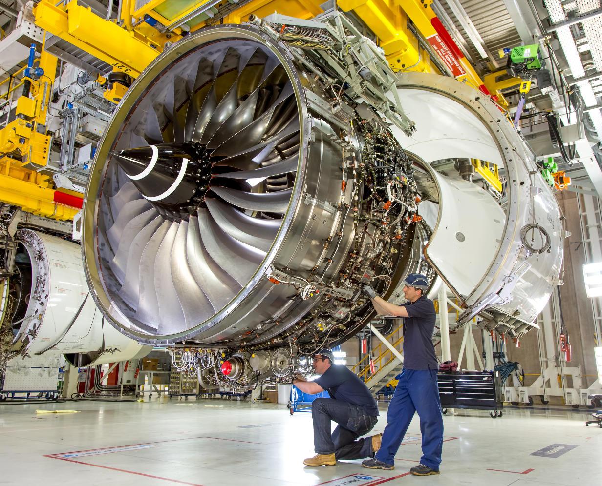 Le Rolls-Royce Trent XWB-97 est certifié