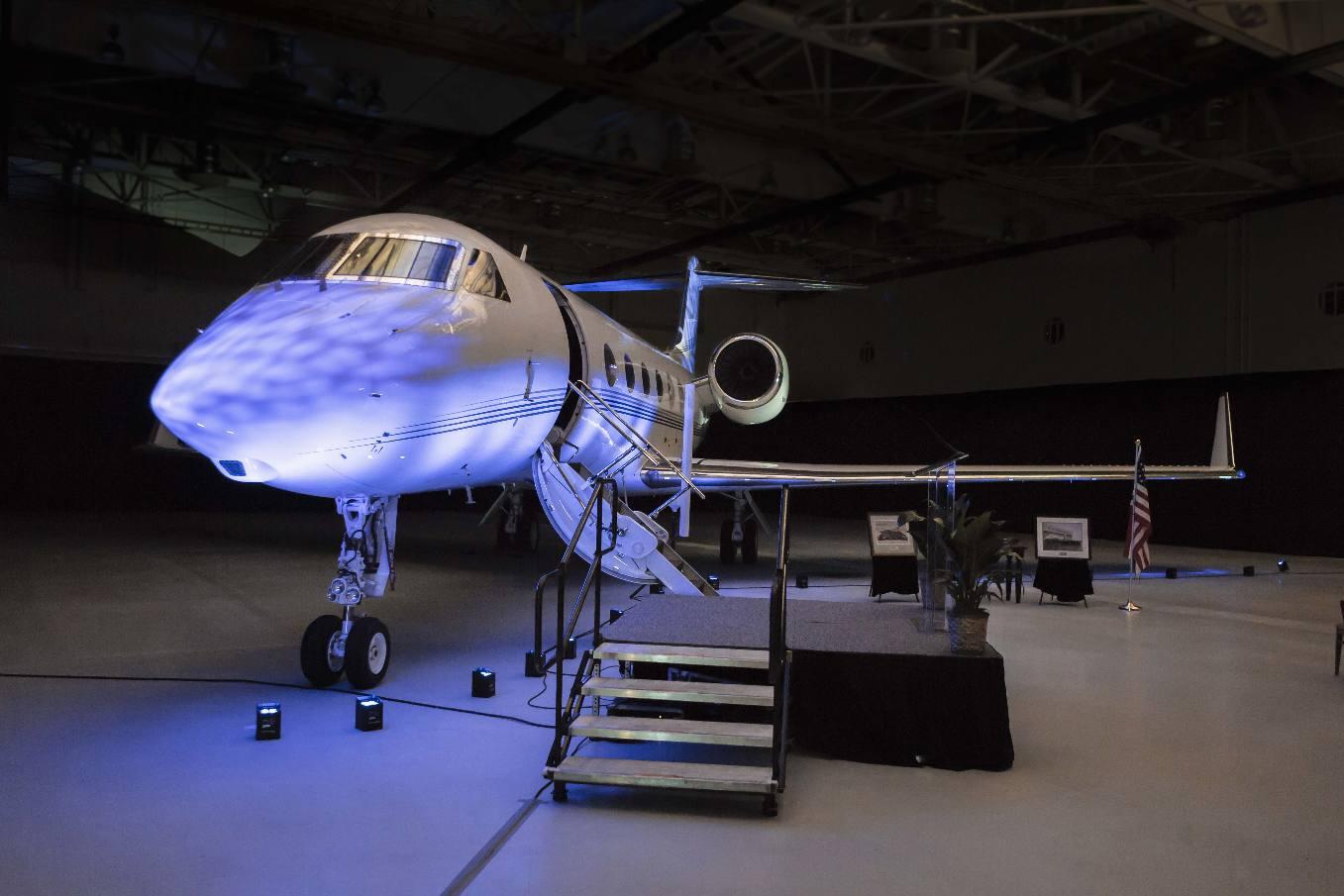 Le dernier Gulfstream G450 a été livré