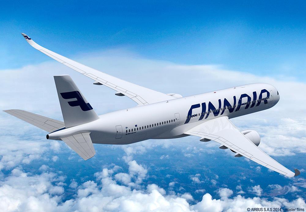 Finnair met toujours plus le cap vers l'Asie