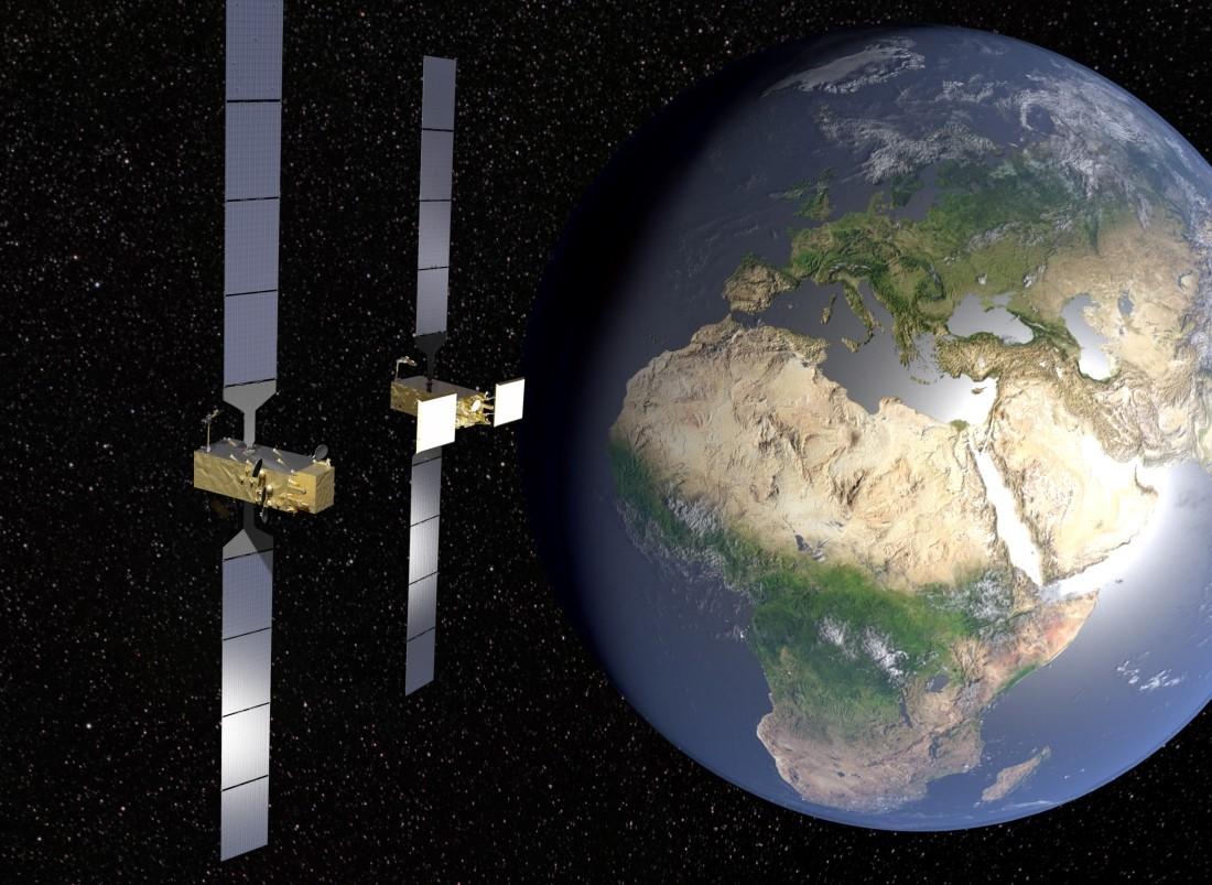 Télécommunications sécurisées par satellite : Sicral 3 confié à Thales Alenia Space et Telespazio