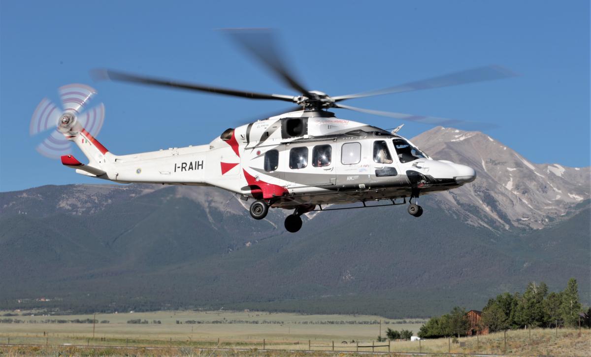 Gulf Helicopters, client de lancement de l'AW189K