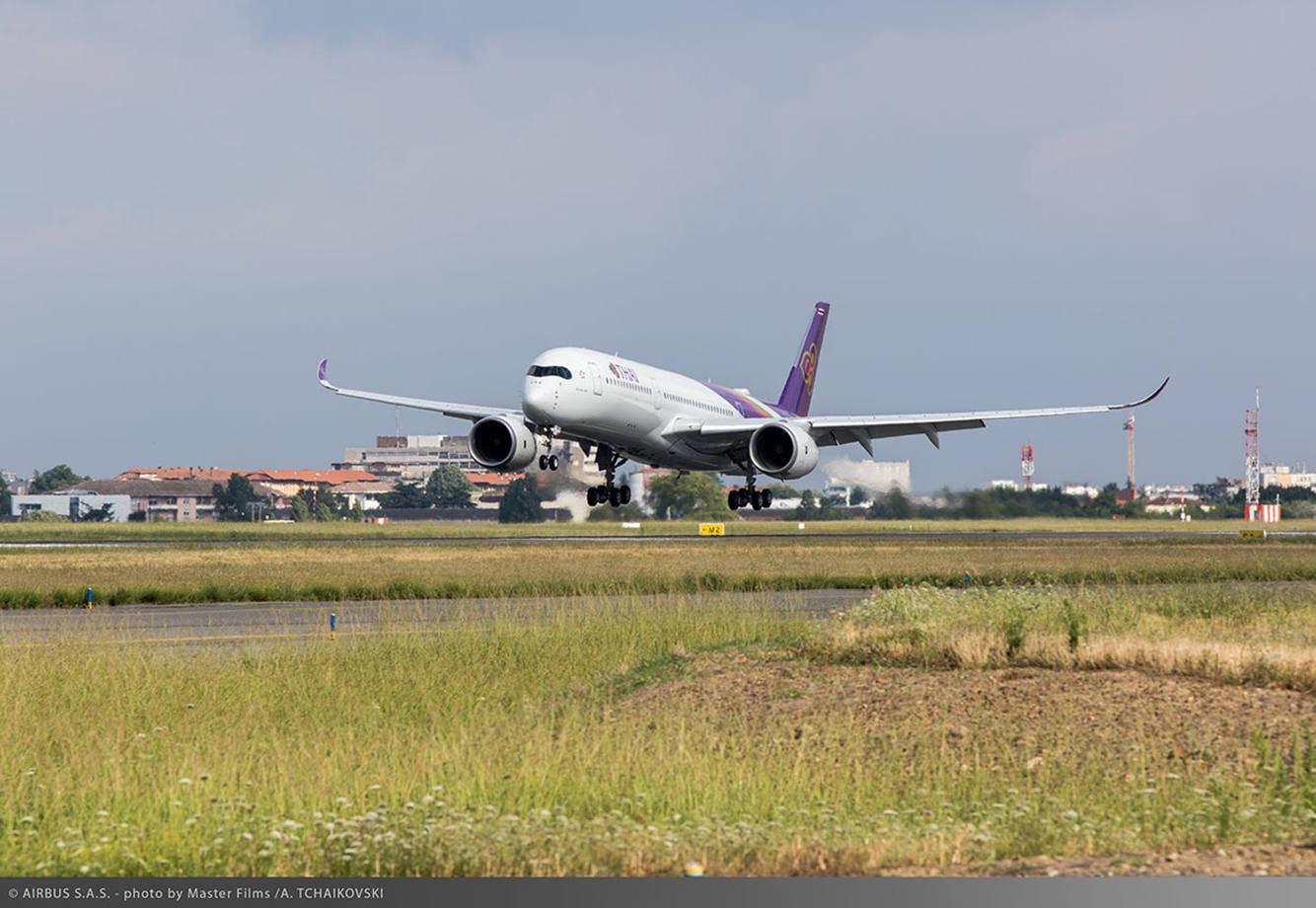 Thai Airways veut aussi de l'Airbus A350-900 Ultra Long Range