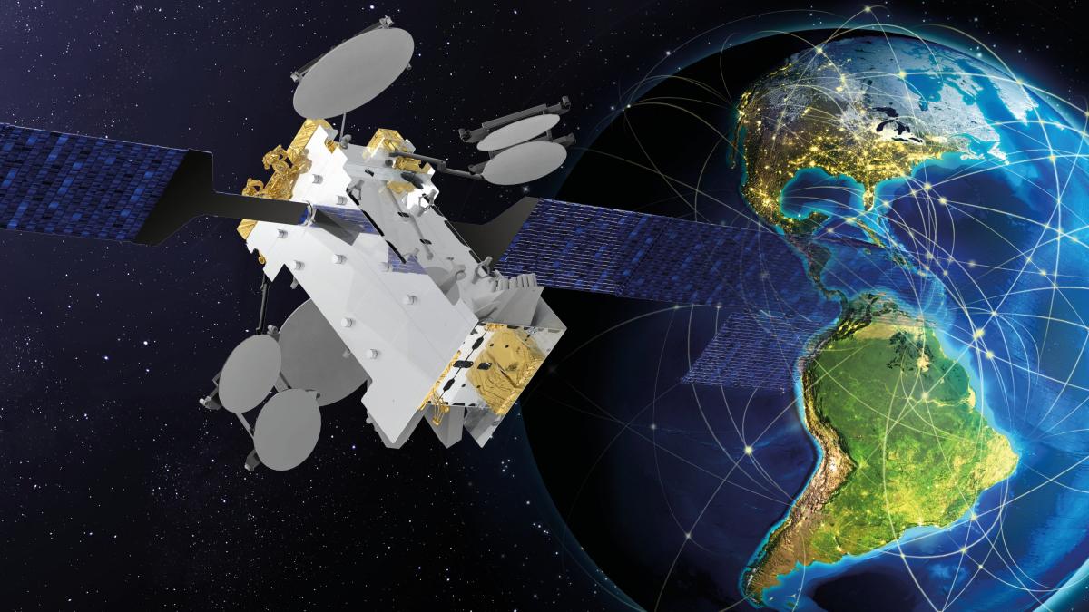Thales Alenia Space construira le satellite espagnol Amazonas Nexus