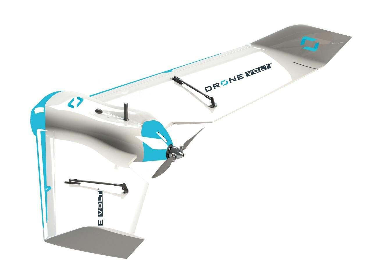 Drone Volt double son chiffre d'affaires