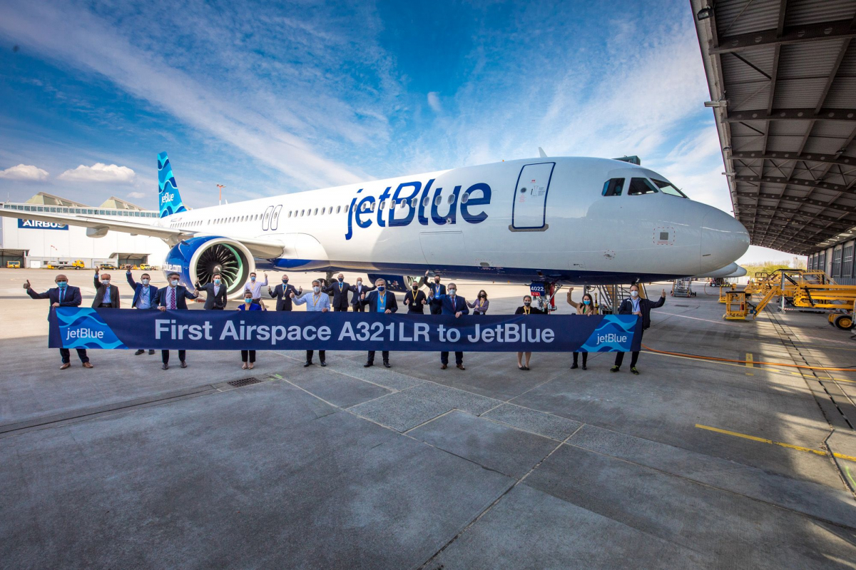 Airbus livre 344 avions sur le premier semestre 2021