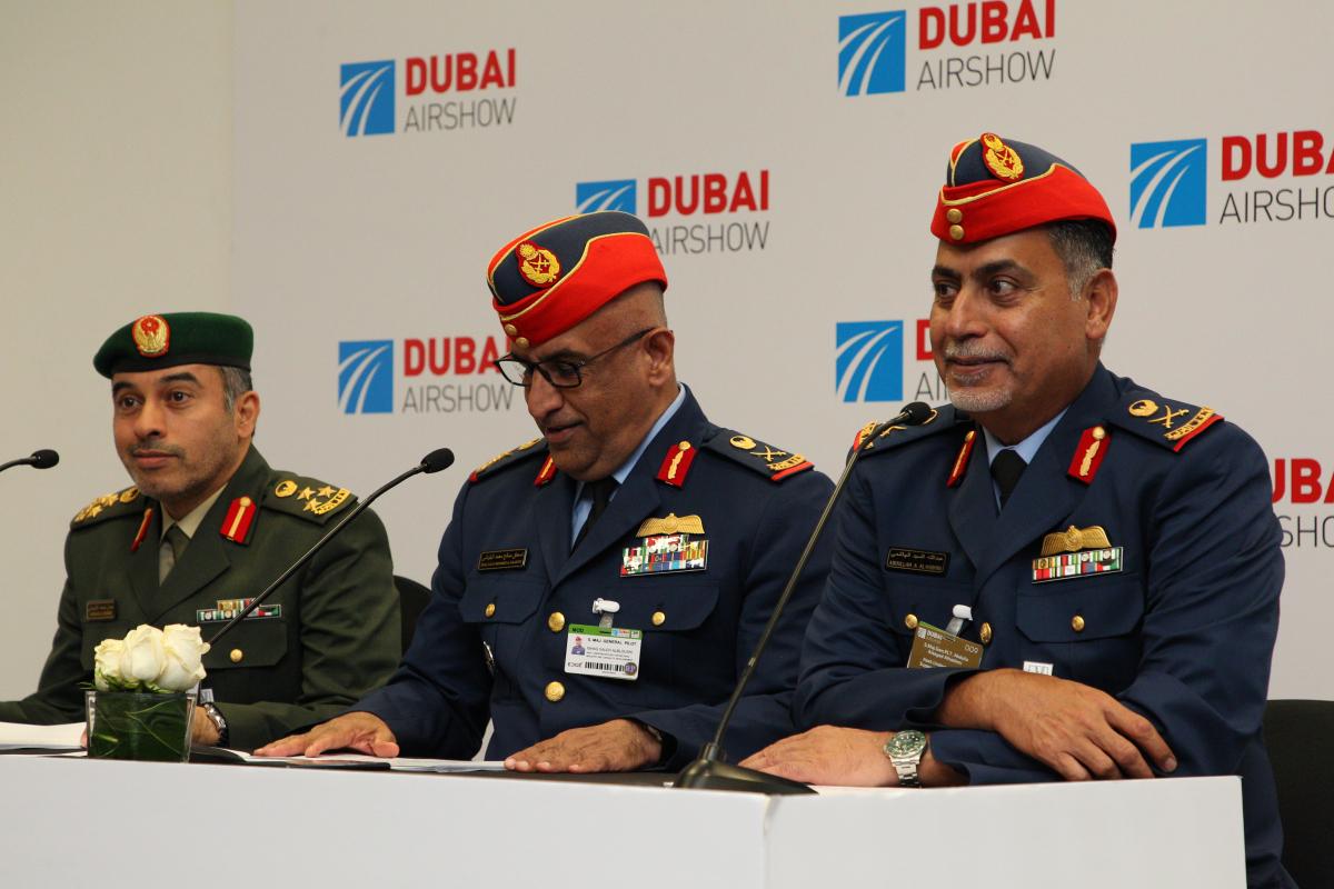 Dubai Airshow 2019: Plus de 4Md€ de commandes pour le Ministère de la défense