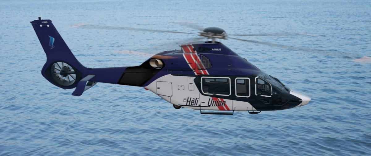 Héli-Union signe pour deux Airbus H160