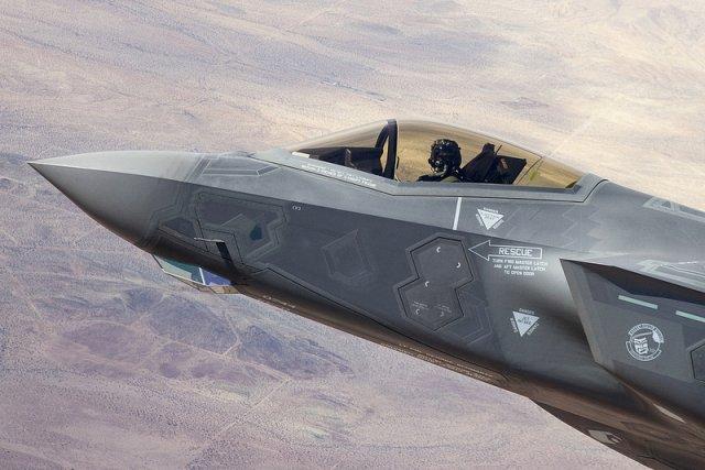 Plus de 50 000 heures de vol pour la flotte de F-35