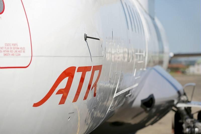 Bourget 2019 : ATR vend ses premiers ATR 42-600 STOL