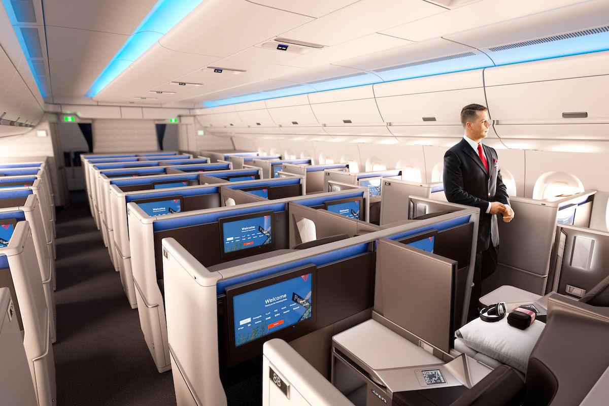 L'A350 bientôt sur les routes transatlantiques de Delta