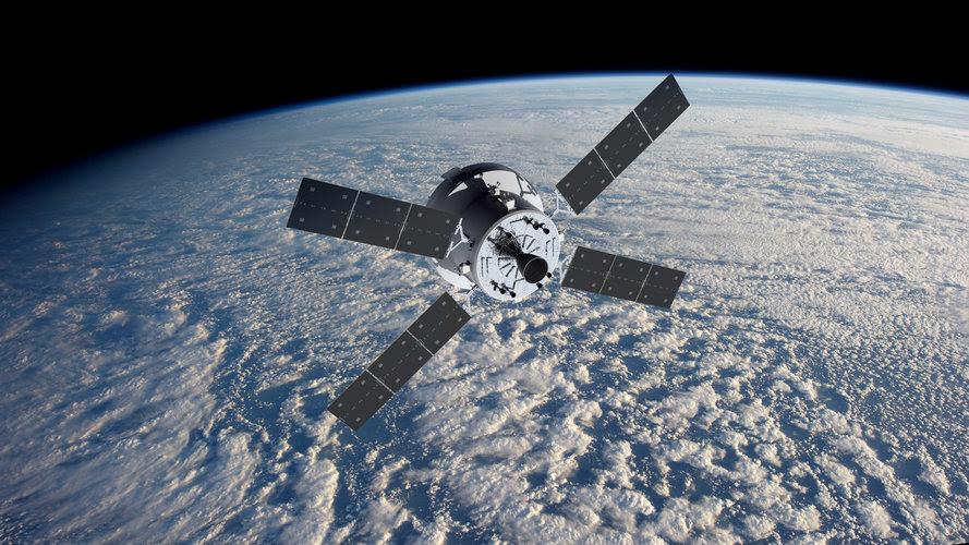 Trois modules de service européens de plus pour le vaisseau lunaire Orion