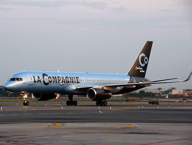 La Compagnie renforce sa flotte de Boeing 757
