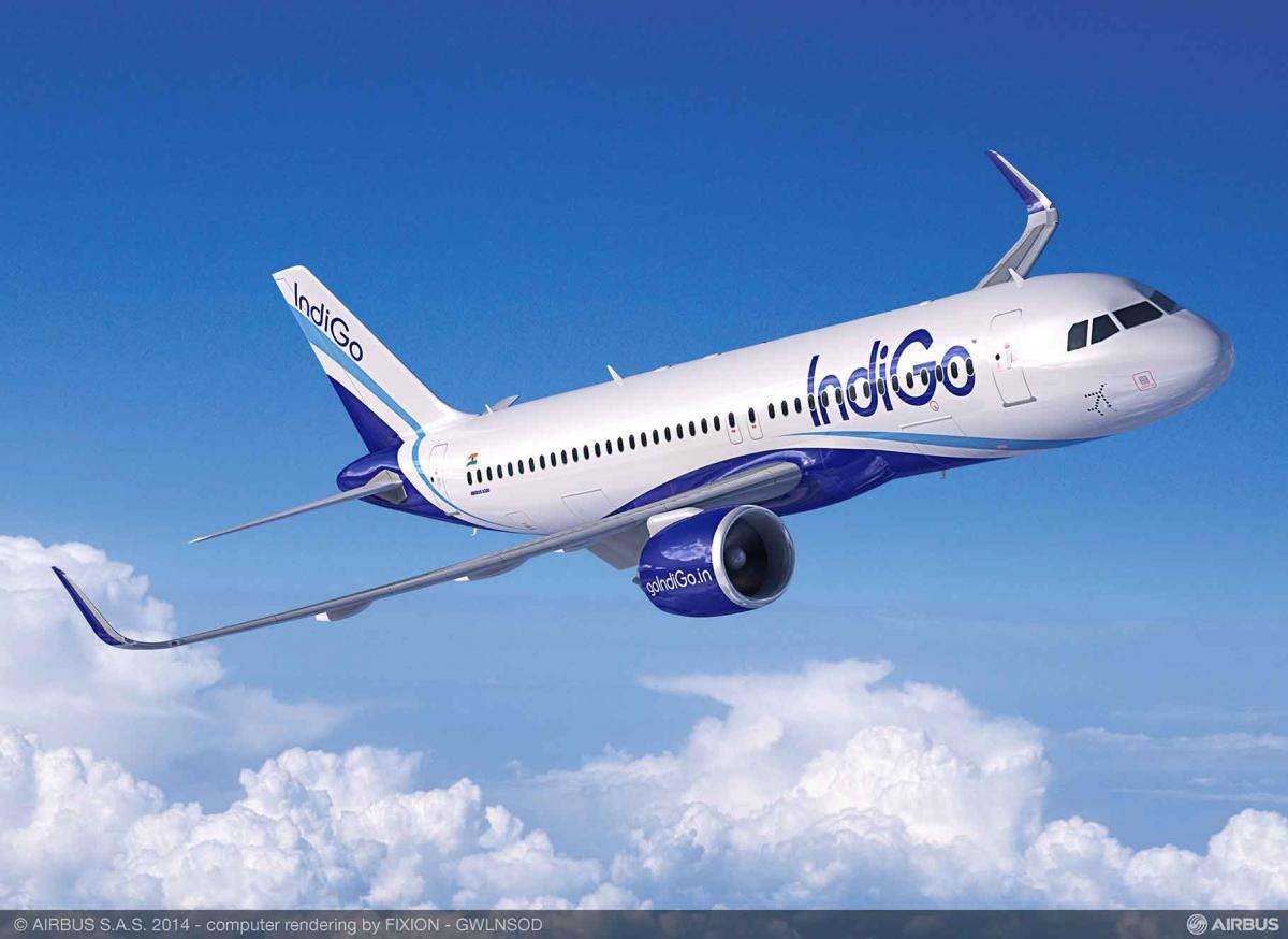 IndiGo place une énorme commande de 300 Airbus A320neo