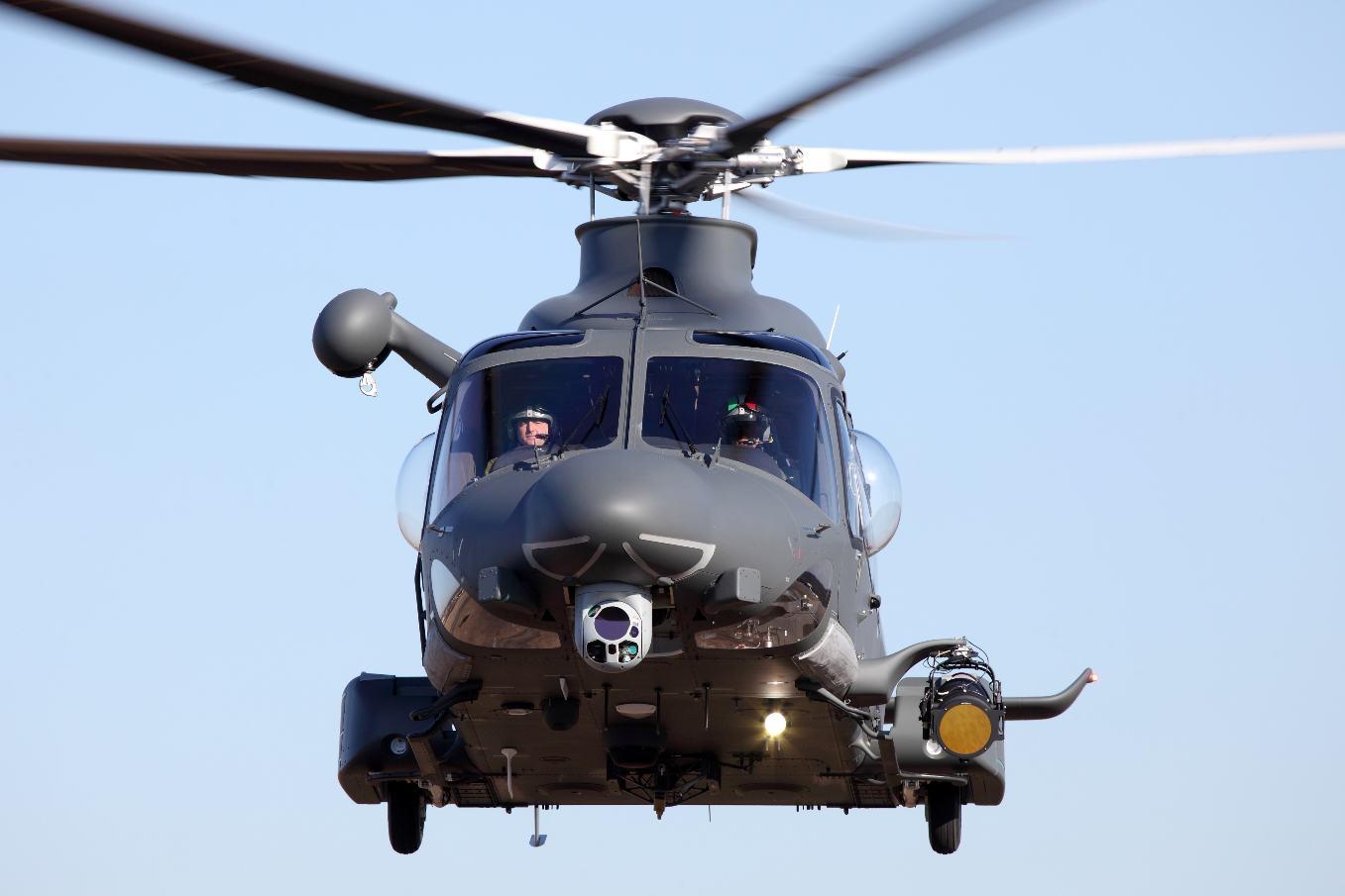Le Pakistan reprend du Leonardo AW139