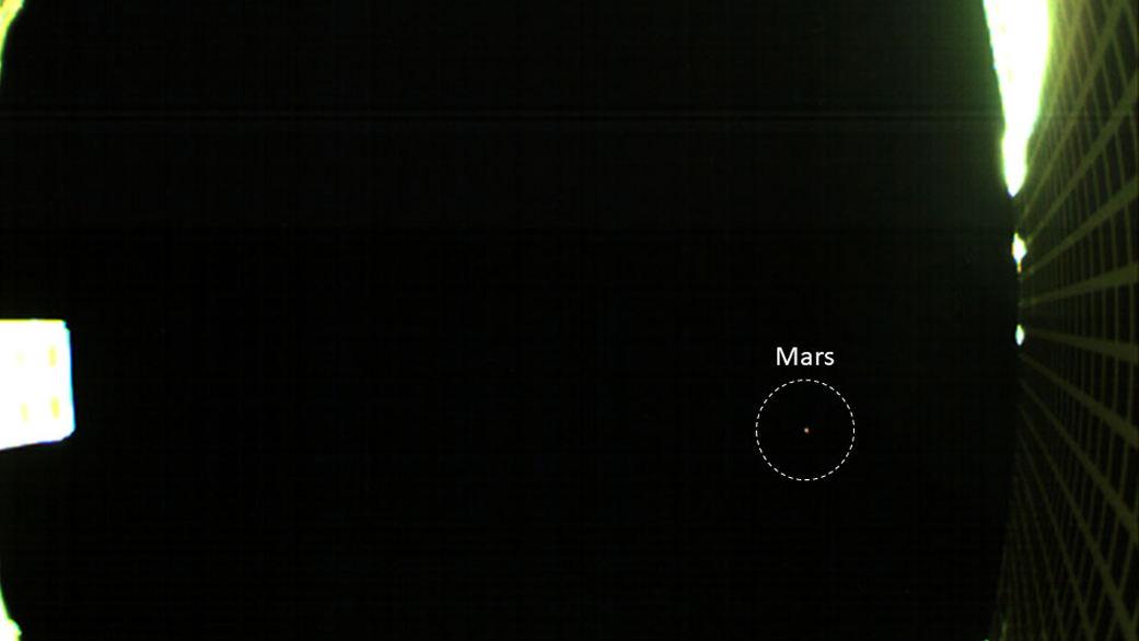 MarCO A et B, les compagnons de la sonde Mars InSight