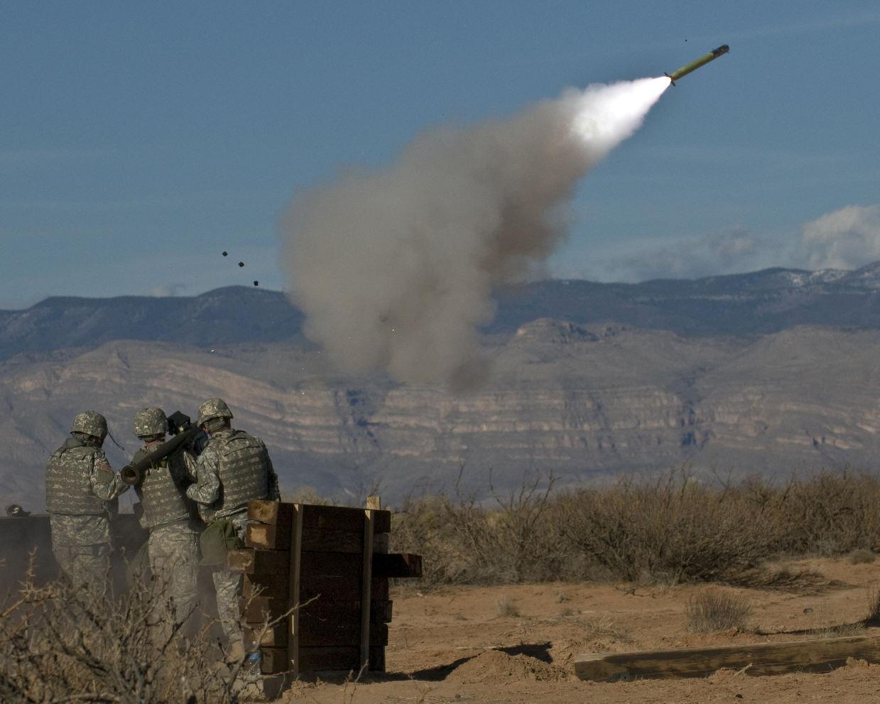 Raytheon détruit des drones avec son missile Stinger