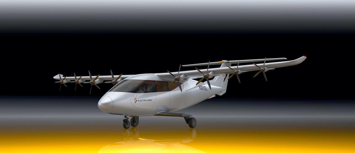 Electra Aero lance son projet d'avion commercial électrique