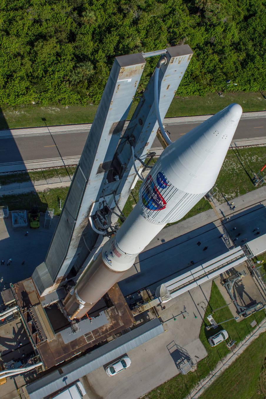 Un nouveau relai TDRS sur orbite
