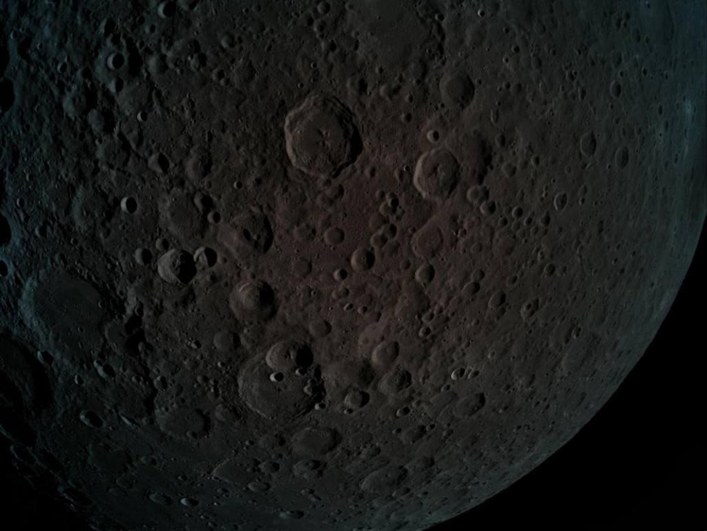 La sonde israélienne Bereshit à la veille de se poser sur la Lune