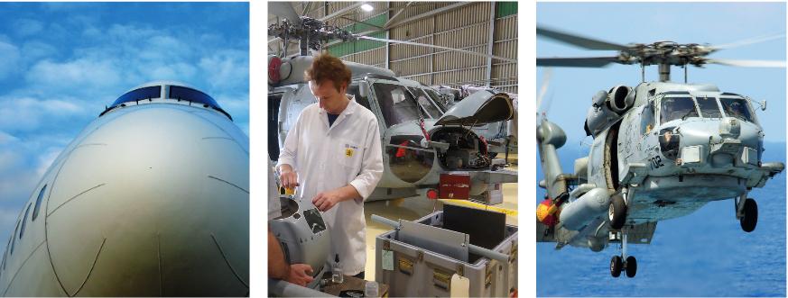 Indra capitalise sur la technologie drone pour la maintenance aéronautique