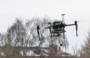 Royaume-Uni : un exercice militaire pour tester les technologies drones