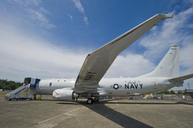 L'US Navy a reçu 50 P-8 Poséidon