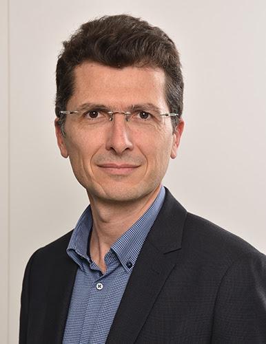 Frédéric Mor, directeur général d'Egis Airport Operation
