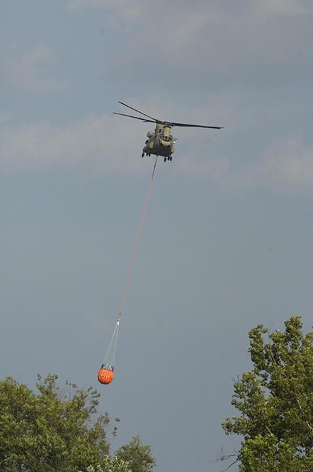 Le CH-47F entre en service au sein de l'Indian Air Force