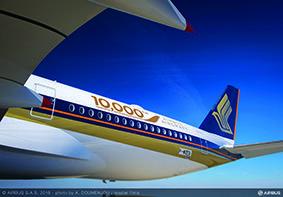 Livraison du 10 000ème Airbus : retour sur une réussite européenne