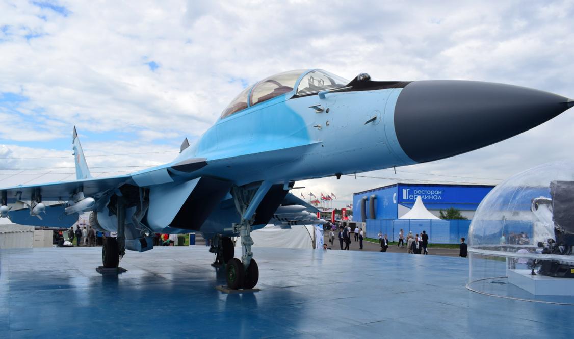 MAKS 2017: Kazakhstan in MiG-35 partnership