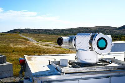 Anti drone: Lockheed Martin mène des essais laser
