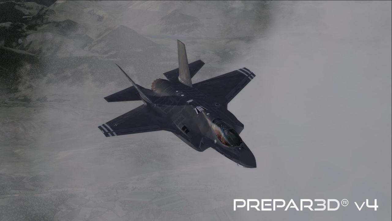 Nouveau système de simulation pour Lockheed Martin